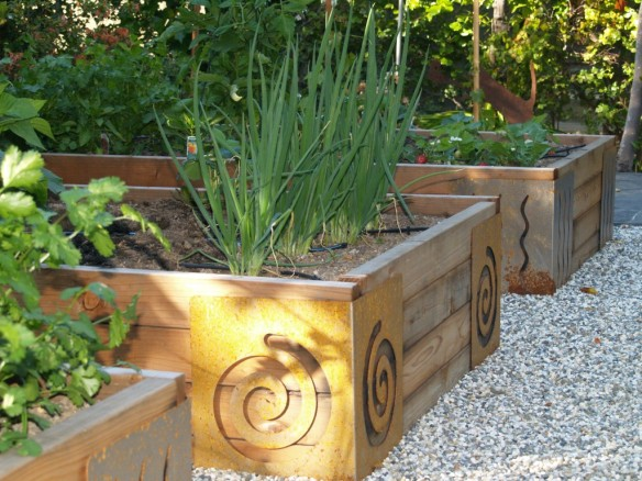 art of the garden instant beds