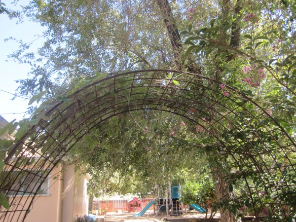 concrete wire arch-1